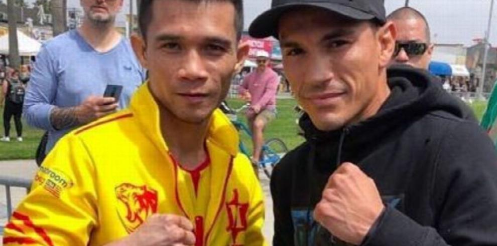 Estrada vs. Rungvisai, la pelea más esperada en los pesos pequeños