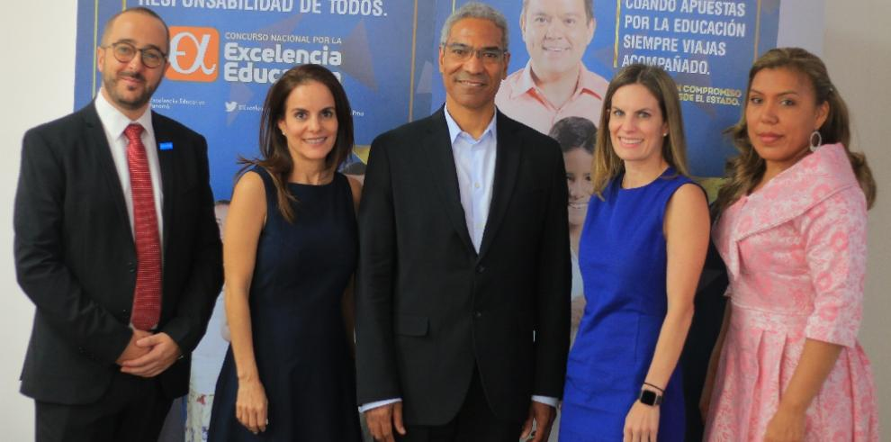 Se acercan las convocatorias delConcursoNacional por la Excelencia Educativa 2019