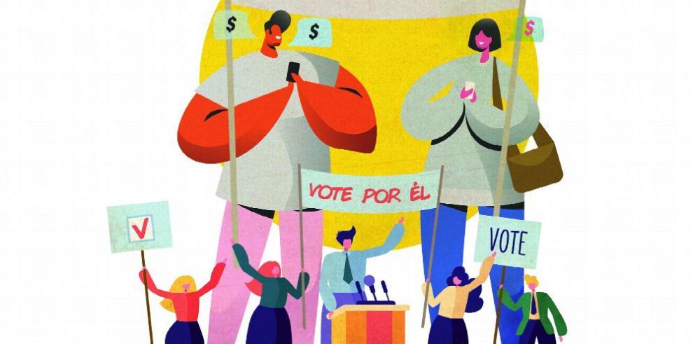 Una campaña de propuestas recicladas y reclamos ciudadanos sin atender