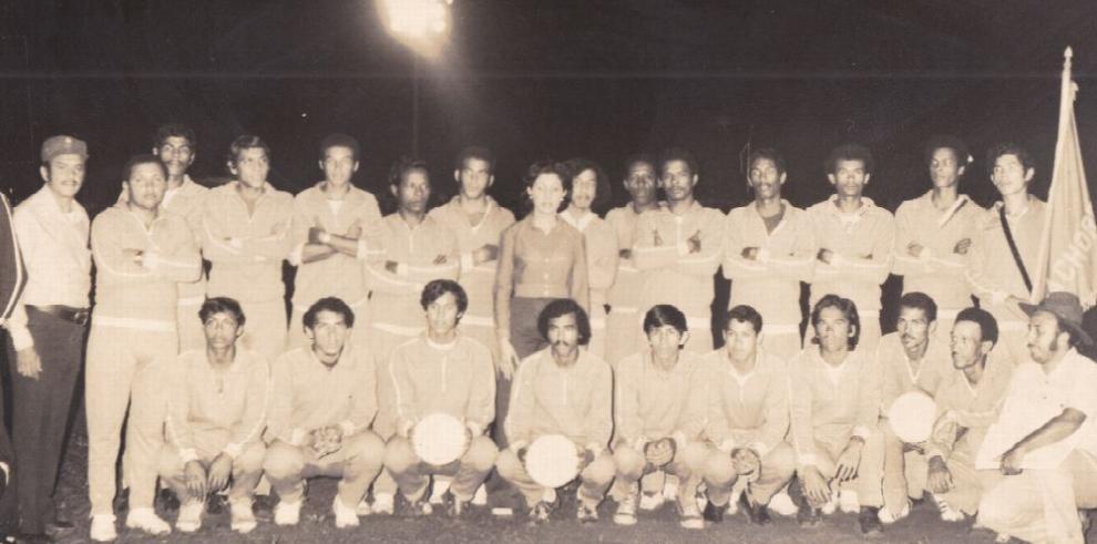 Virgilio Landecho, uno de los pioneros del fútbol chorrerano