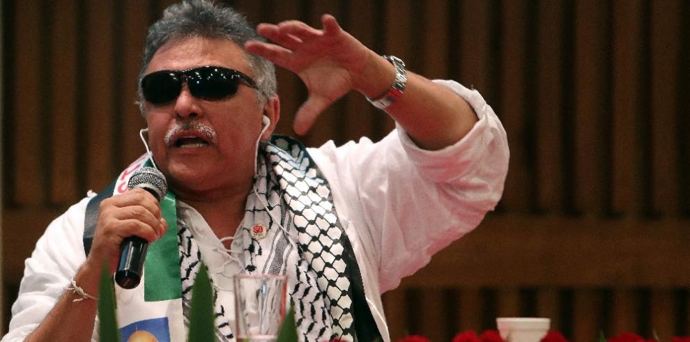 Justicia de Paz de Colombia deniega extradición de Santrich a Estados Unidos