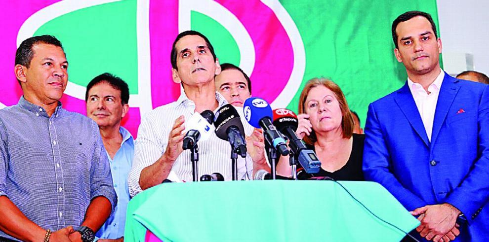 Unidad de CD se resquebraja, tras los resultados electorales