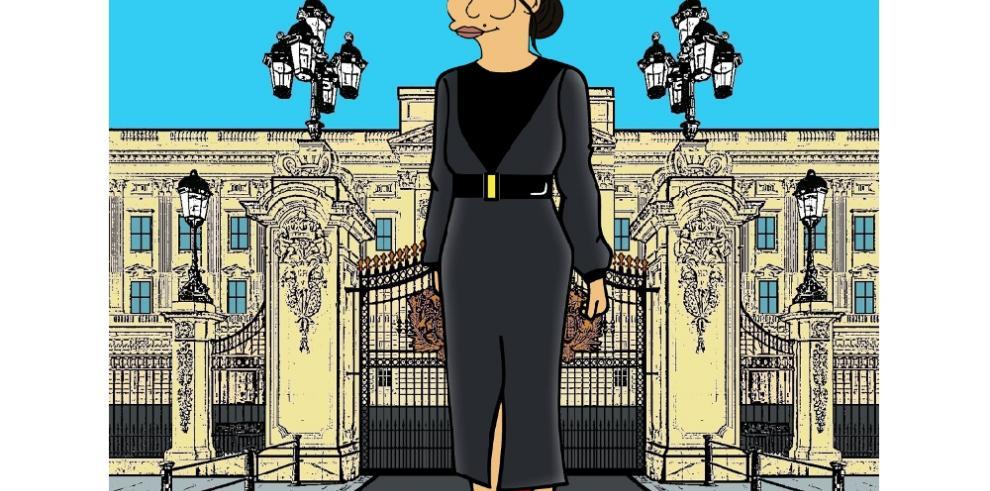 Meghan Markle se convierte en un personaje de 'Los Simpsons'