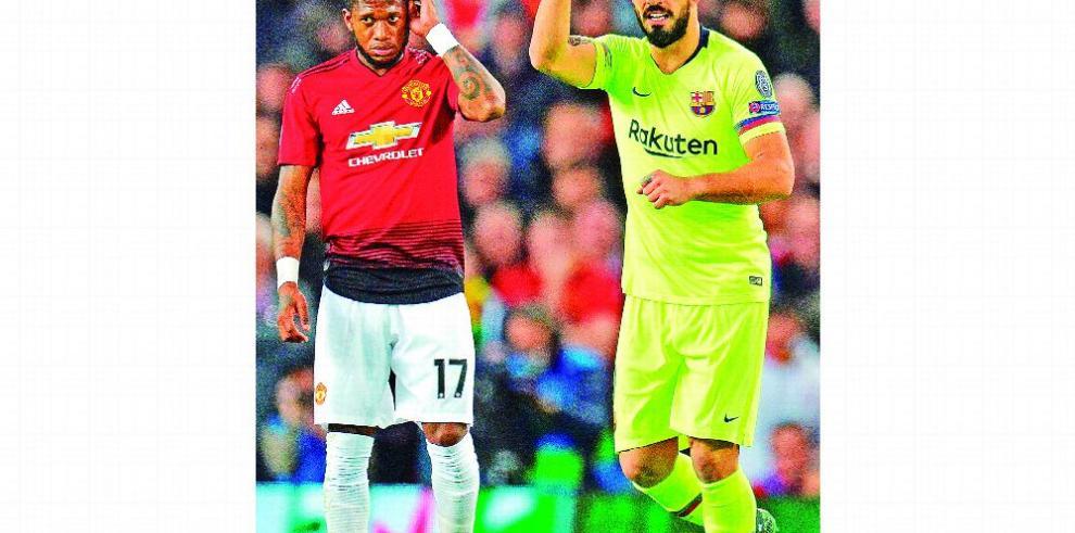 Barcelona impera en Manchester por la mínima diferencia
