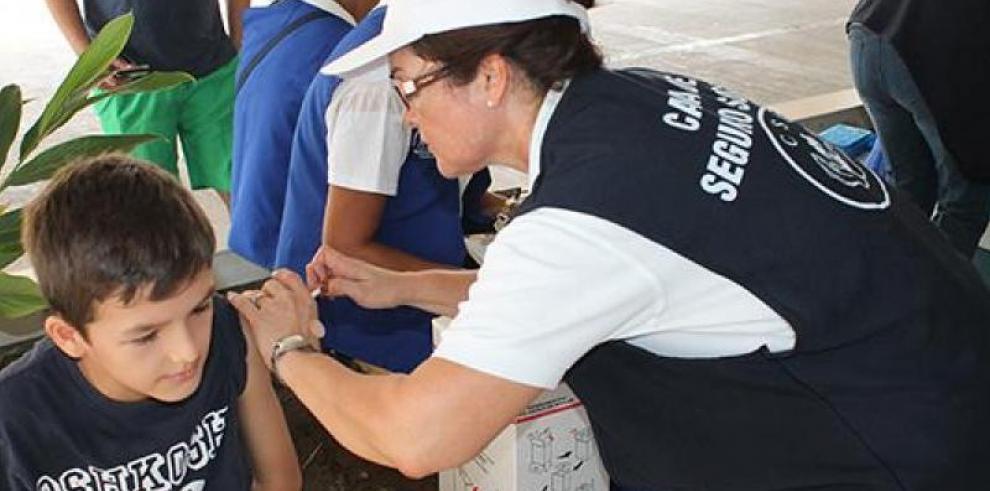 Minsa reitera a la población vacunarse contra la influenza