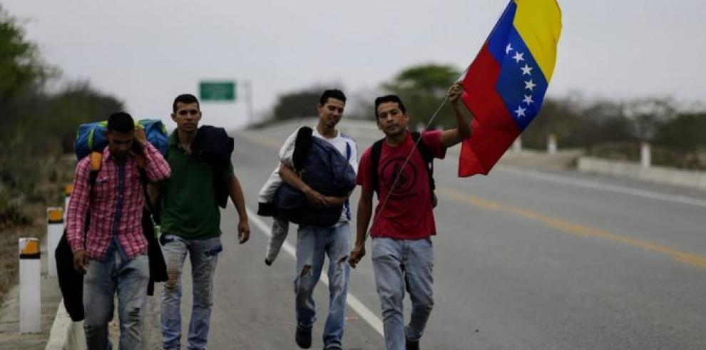 Colombia busca una nueva política migratoria con foco en los venezolanos