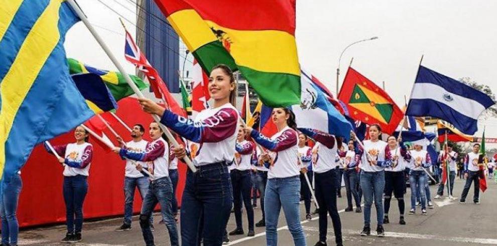Los Juegos Panamericanos solo reúnen patrocinios de sus empresas proveedoras
