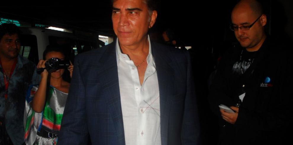 José Luis Rodríguez 'El Puma', en Panamá
