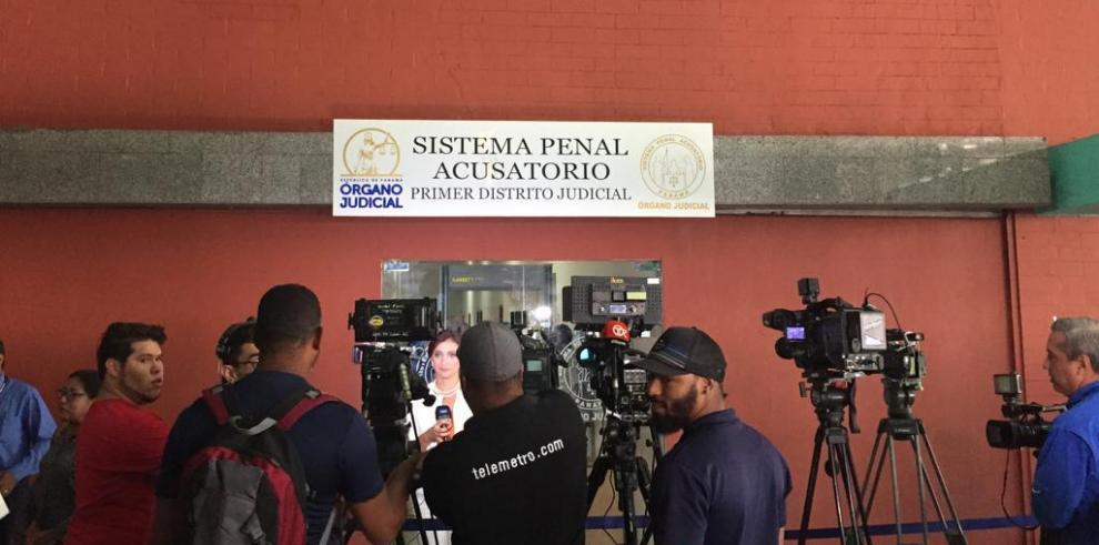 Martinelli es traslado al Hospital San Miguel Árcangel