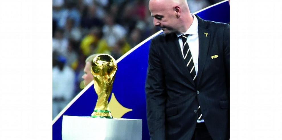 ¿Una fecha FIFA 'marcada' con el 48?