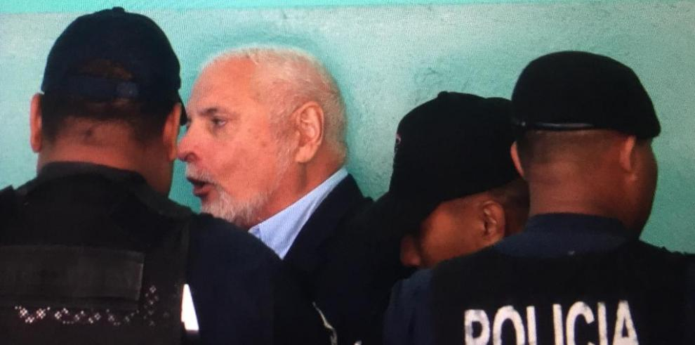 Víctimas de pinchazos se siente optimistas por el juicio contra Martinelli