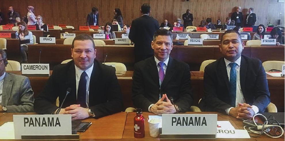 Panamá es respetuosa de los derechos de sindicalización: Rosas