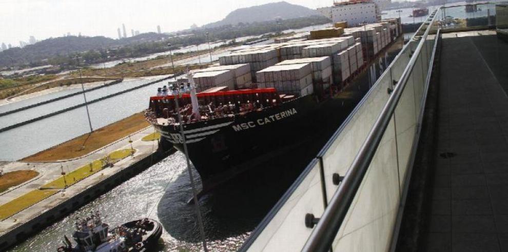 Mil días de operación cumple el Canal ampliado