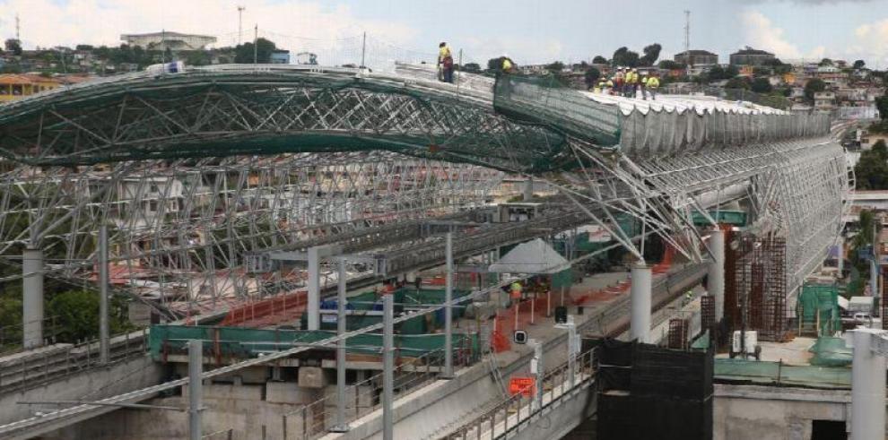 Línea 2 se inaugurará el 25 de abril, confirmó Varela