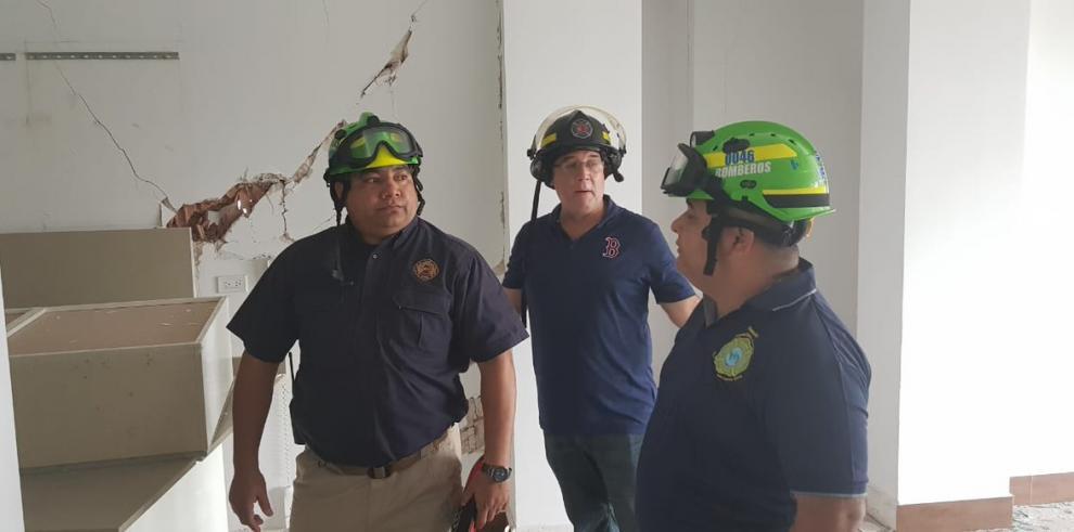 P.H. en Costamare es declarado inhabitable, tras fuga de gas