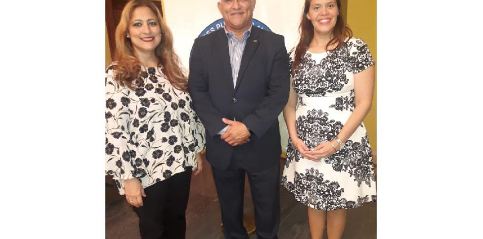Colegio de Contadores Públicos Autorizados de Panamá elige a Mosquera presidenta
