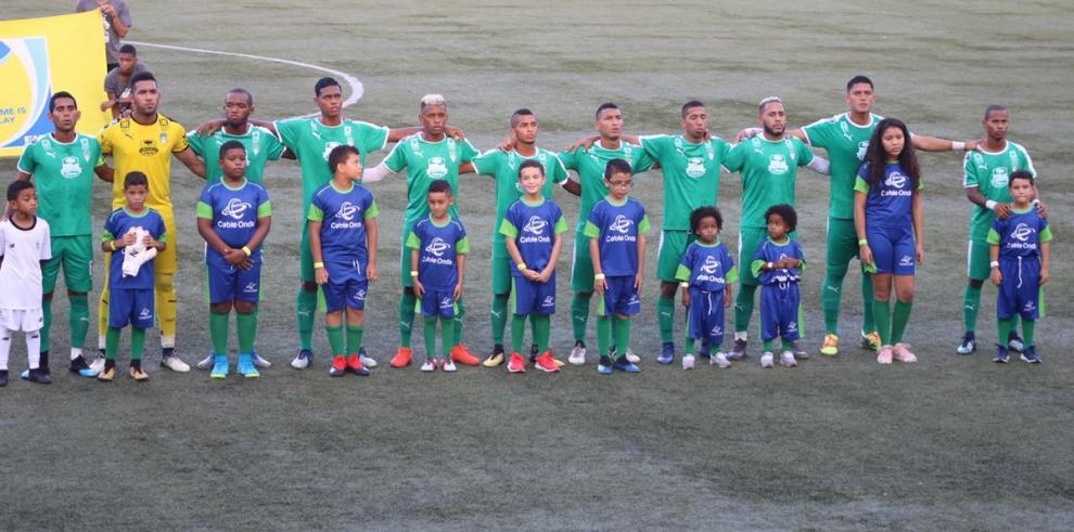 Costa del Este, subcampeón del fútbol panameño, da fuerte golpe al Tauro F.C.
