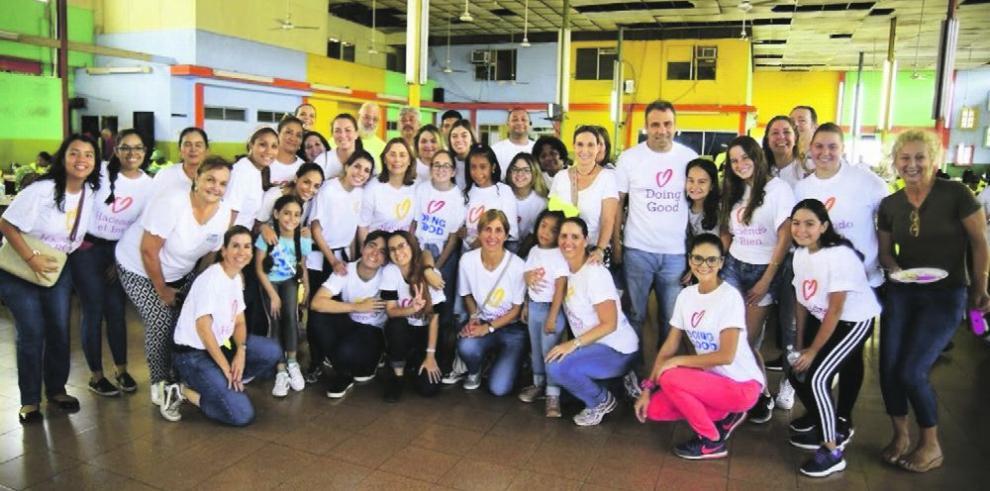 Fundación Judío Panameña celebra el Día de las Buenas Acciones