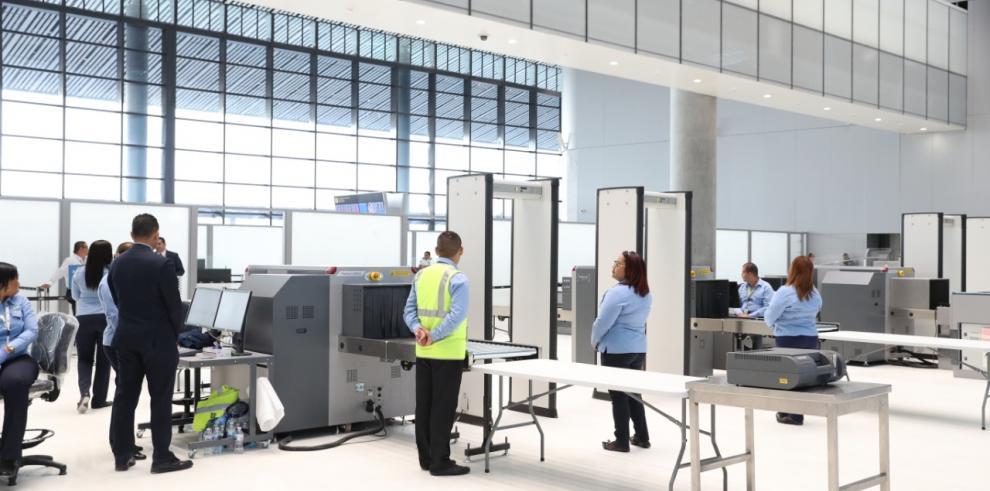Varela recibe expansión de la Terminal 2 de Aeropuerto de Tocumen