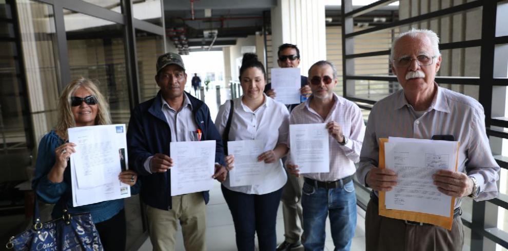 No cesan las quejas por irregularidades en firmas a candidatos