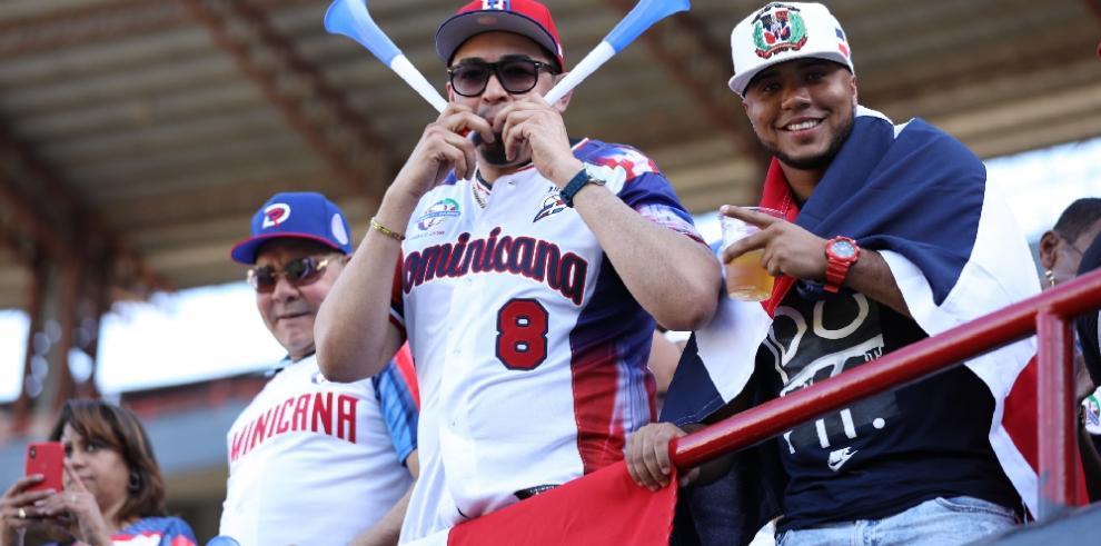 La Serie del Caribe ha tenido todo el ambiente de una real fiesta de béisbol