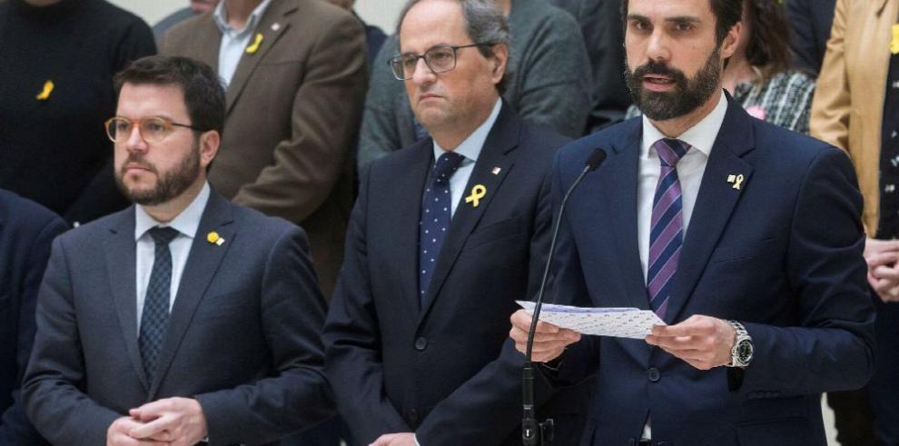 Independencia catalana, una crisis sin salida