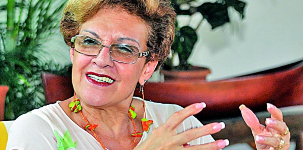 Arosemena de Troitiño, nueva presidente de CIDH