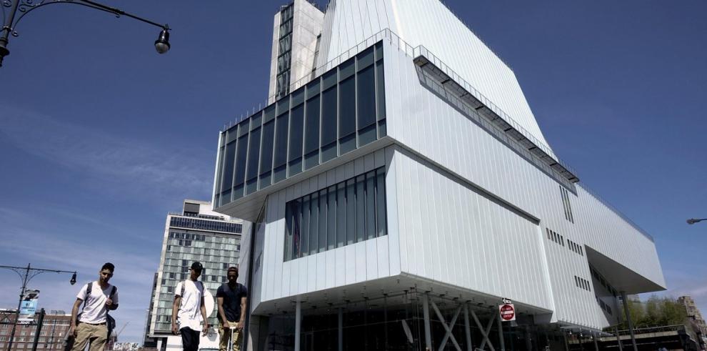 El Museo Whitney refleja en su bienal la esperanza del artista estadounidense
