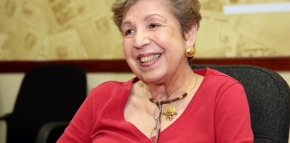 Falleció la reconocida escritora panameña Gloria Guardia