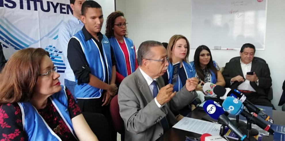 CUCO rechaza propuesta de Cortizo sobre reformas constitucionales