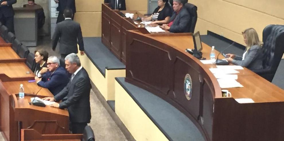Diputados ratifican a Arrocha y Zamorano como magistrados de la Corte