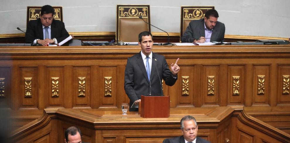 Pleno venezolano aprueba 'alarma nacional'