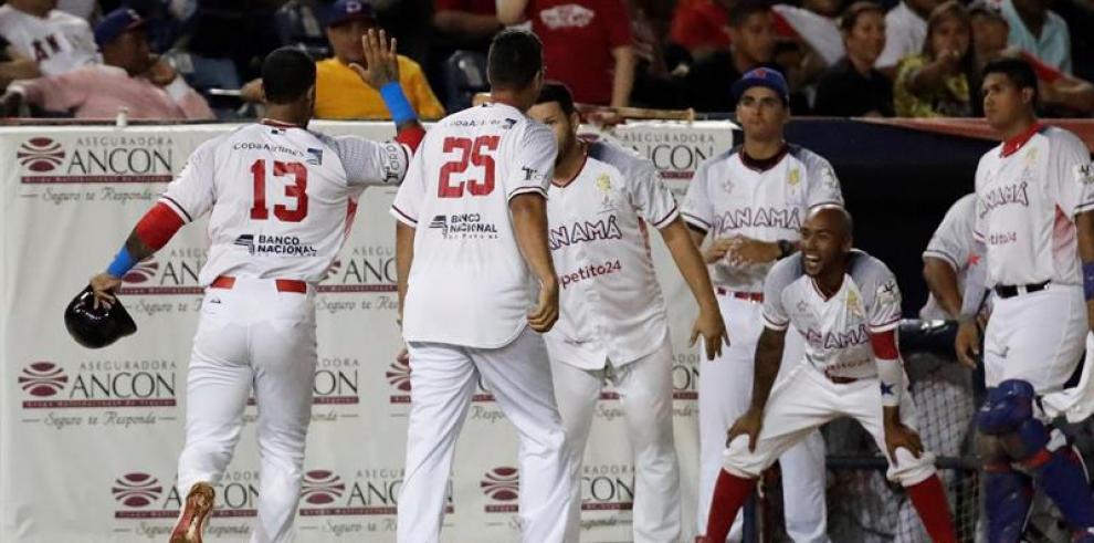 Panamá derrota a Puerto Rico 1-0 y va con Cuba a final de Serie del Caribe