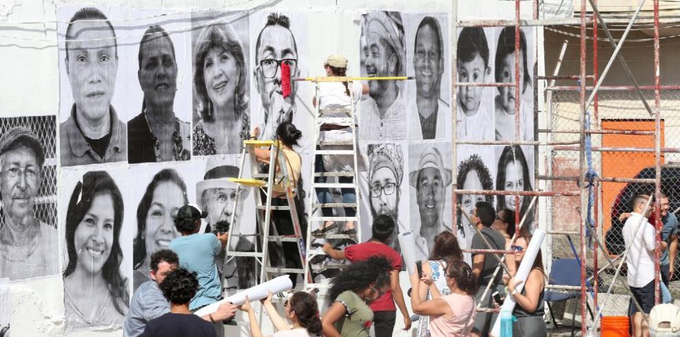 Los rostros de Panamá