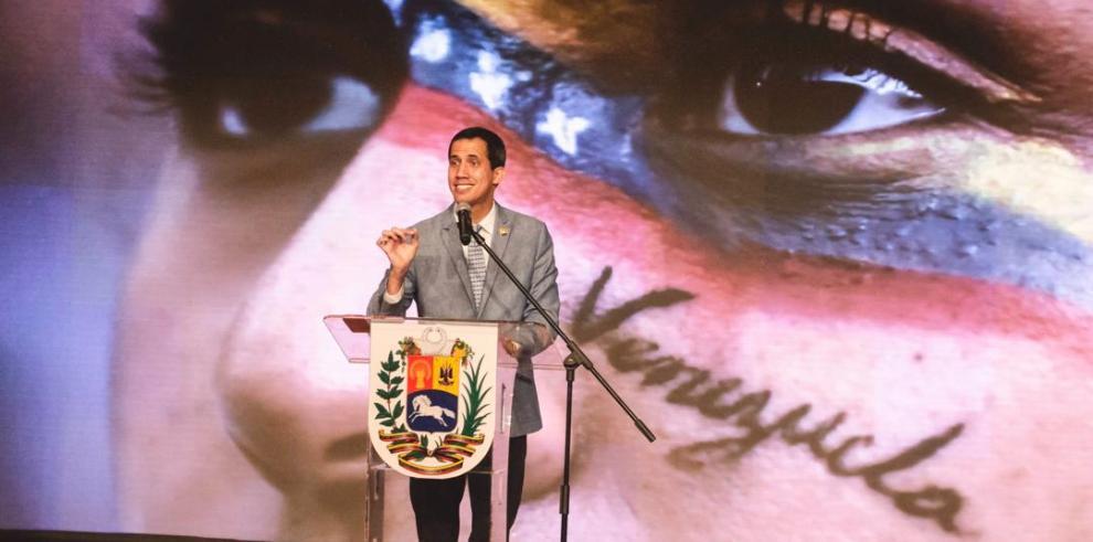 Guaidó dice que