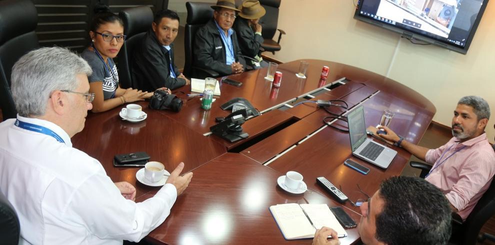 Proyecto de Telefonía Móvil en Tubualá, lleva un 90% de avance