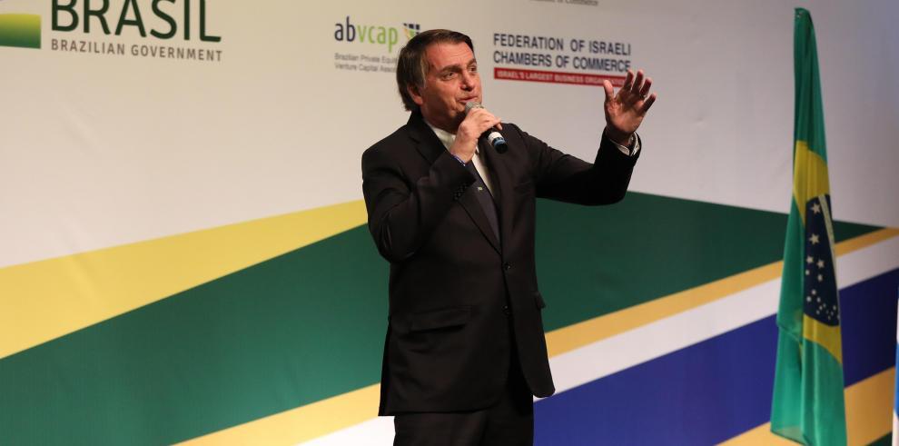 Bolsonaro dice que quiere