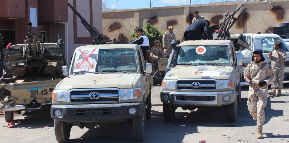 La ONU aplaza la conferencia de Libia entre riesgos de una crisis humanitaria