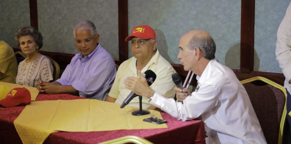 Fundadores del Molirena anuncian apoyo a Blandón