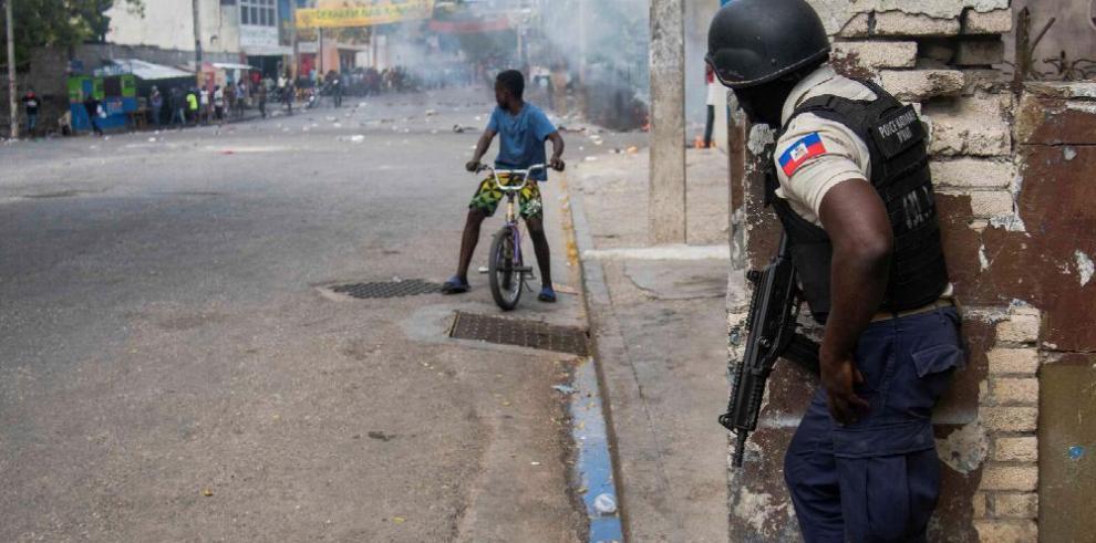 Gabinete haitiano se reúne frente a crisis