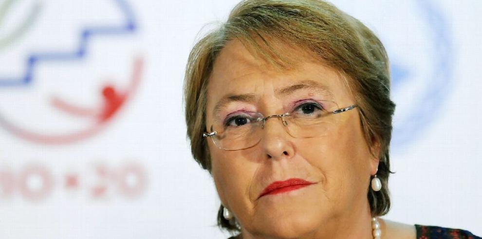 Foro Penal venezolano pide a Bachelet que exija la liberación de 'presos políticos'