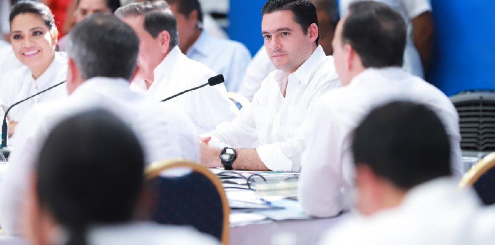Vicepresidente Carrizo habla sobre el robo que sufrieron familiares en Coclé