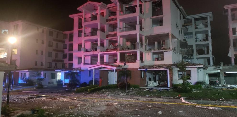 Víctor Orobio interpondrá denuncia criminal por explosión en edificio Costamare