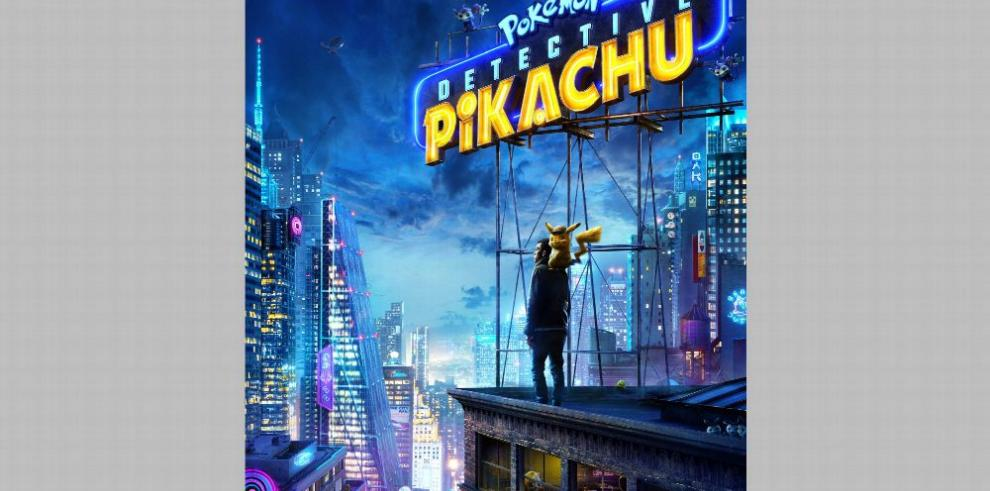 'Pokémon Detective Pickachu'