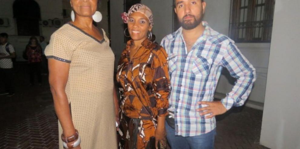 Muestra pictórica con esencia afro