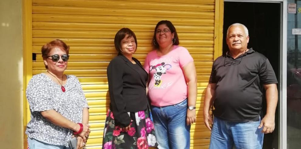 Desalojan a funcionarios de Casa de Justicia Comunitaria de Paz en San Miguelito