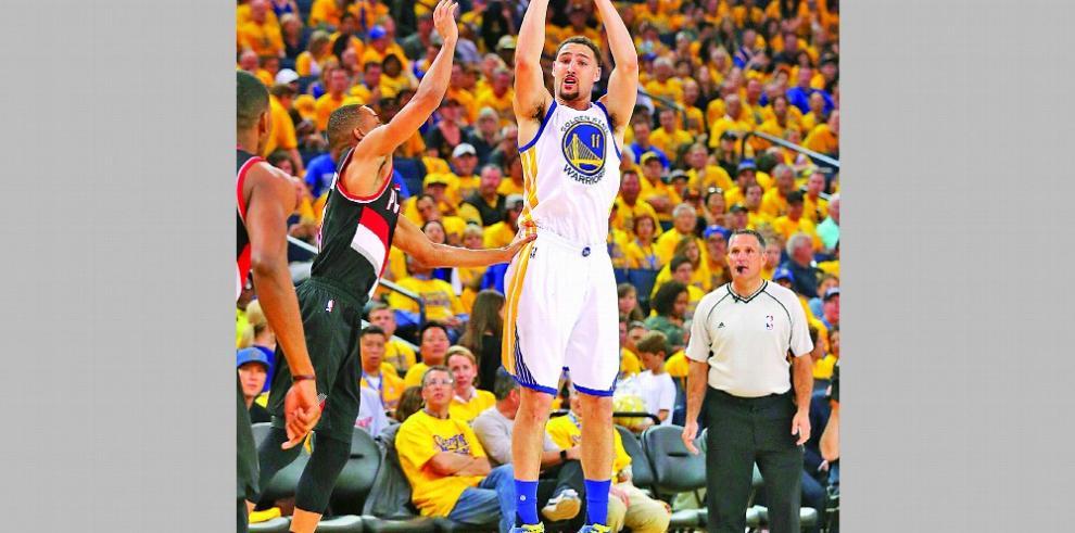 Entre algodones, Golden State recibe a Toronto para el tercer juego de la final de la NBA