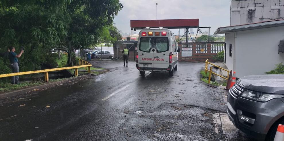Víctimas de la explosión del PH CostaMare serán trasladados a EEUU