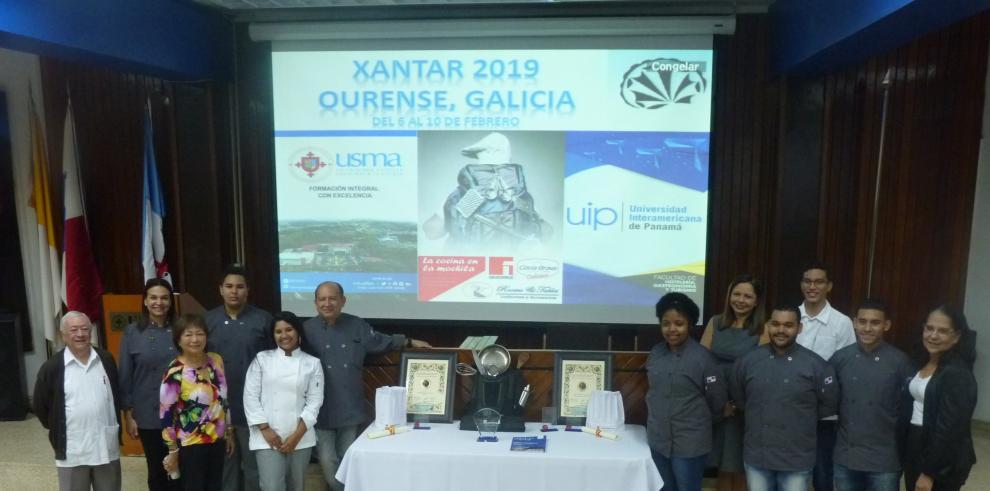 Panamá llegó a Xantar por 3er año consecutivo