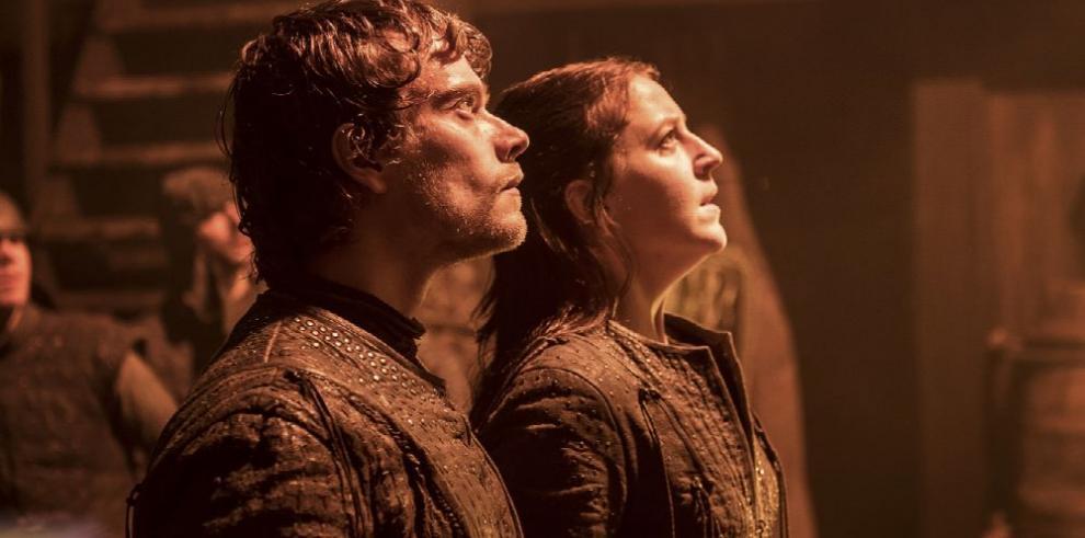 Gemma Whelan e Iain Glen, el final definitivo de 'Game of Thrones'